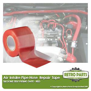 Air Intake Inlet Pipe Hose Repair Tape For Morgan. Leak Fix Seal Red