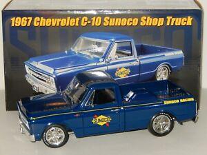 1:18 Scale GMP/ACME 1967 Chevrolet C-10 Sunoco Shop Truck  , Part # A1807211
