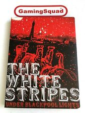 The White Stripes, Under Blackpool Lights DVD, Supplied by Gaming Squad