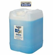 Waterless Car Wash 5 Gallon Aircraft Quality Wash ALL Auto RV Marine Motorcyle