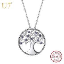 Collar colgante mujer Arbol de la Vida PLATA 925 Sterling pending necklace