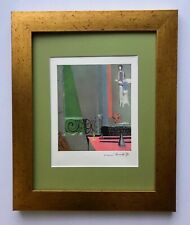 HENRI MATISSE ORIGINAL 1948 AWESOME SIGNED PRINT MATTED 11 X 14 + BUY IT NOW