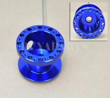 Blue Billet Aluminum 6 Bolt Steering Wheel Hub Adapter For Subaru Legacy 90-14