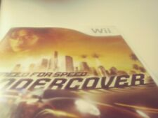 Need for Speed: Undercover (Nintendo Wii, 2008)