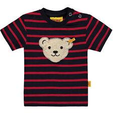 STEIFF Jungen T-Shirt Kurzarm NEW SPORTS 6713431 Shirt QUITSCHE Teddy NEU
