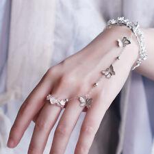 Tian Guan Ci Fu 天官赐福 Hua Cheng 花城 BL Butterfly Bracelet Cosplay Prop Sa