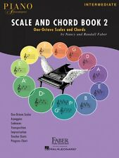 Piano Adventures Scale and Chord Book 2 One-Octave Scales and Chords 000126035