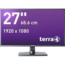 3031228 Terra LED 2756w schwarz DP HDMI Greenline plus