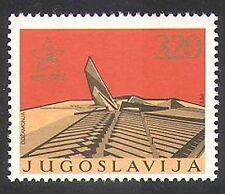 JUGOSLAVIA 1975 LIBERAZIONE/POLITICA/Monumento/Memorial/GOVERNO 1v (n37765)