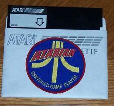 Atari Atarian Certified Game Patch 2600/7800/ST/800/XL