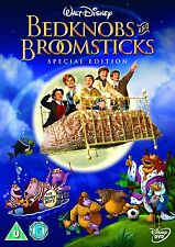 Bedknobs And Broomsticks 1971 Disney  Special Edition DVD ( Brand New & Sealed )