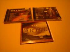 ROCK & ROLL FANTASY- DAVID BOWIE - R.E.M. DRIVE CD'S