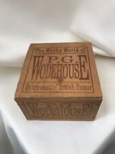 The Wacky World of PG Wodehouse Audio Cassette Tapes Collection 9 Hours