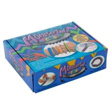 Bracelet Making Kit Monster Tail Colourful Rainbow Loom Band Rubber Friendship