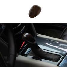For Cadillac XTS 2013-2019 Agate Grain Central Console Gear Shift Knob Trim 1PCS