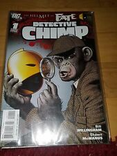 Helmet of Fate 5th Week Event full set by Bill Willingham & more DC Comics 2007