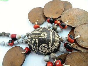 Artesania indigena amazonica tribu ticuna