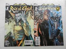 Bruce Wayne the Road Home Ra's al Ghul & Commissioner Gordon 1st Print DC Comics