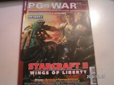 ** PC 4 War n°45 Heart Of Iron III Semper FI / Starcraft II / Arma II