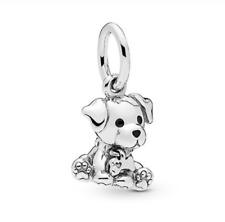 Brand New Pandora Labrador Puppy Sterling Silver Pendant Charm Doggy ALE S925