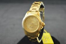 Invicta Pro Diver Gold Stainless Steel Ladies Watch 16762