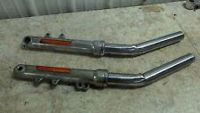 03 Harley Davidson VRSCA V Rod VRod 100th Anniversary Front Forks Shocks Tubes