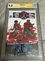 Die!Die!Die! #1 Cgc 9.8 SS Signature Series Signed By Robert Kirkman