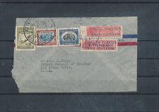 544356 / Ecuador Beleg nach USA