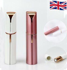 NEW Finishing Touch Painless Facial Hair Remover Discreet Pain-Free Epilator UK
