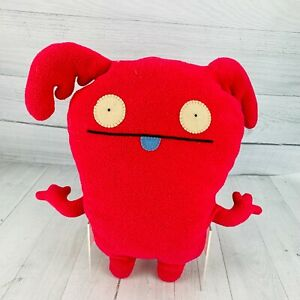 Uglydoll Ugly Dolls UPPY Pink Pretty Ugly Doll Plush Stuffed Animal 12 Inches