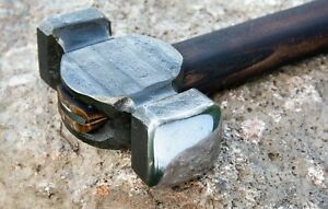 Hammer for blacksmithing, Square Circle Rounding Hammer 3lb