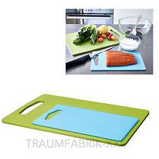 IKEA Legitimate Cutting Board Chopping Kitchen kunststoffbrett SET OF TWO NEW