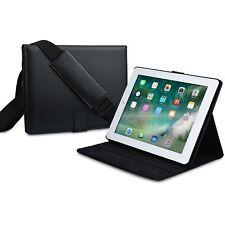 Apple iPad 2 / 3 / 4 Case Shoulder Strap Handle Travel Shock Proof Full Cover