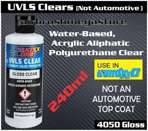 Createx Colors 240ml 4050 UVLS Gloss + Free Insured Freight