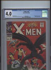 X-Men #24 CGC 4.0 1st app Locust  1966