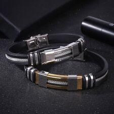 Männer Trendy Schmuck Legierung Vintage Armbänder Armreif Geschenk Zubehör