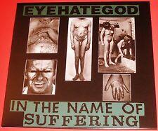 Eyehategod: In The Name Of Suffering LP Vinyl Record 2017 Emetic EME069.1 NEW