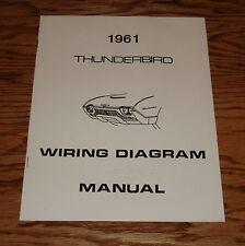1961 thunderbird manual 1961 ford thunderbird wiring diagram manual 61
