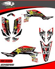 Yamaha YFZ 450 graphics kit 2003 2004 2005 2006 2007 2008 stickers decals kit