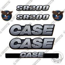 Case SR-200 Mini Chargeur Équipement Stickers Sr 200
