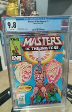 Masters Of The Universe #1 CGC 9.8