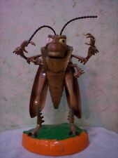 "Bugs life- Hopper - King of the Grasshoppers - 12""tall - talking figure or alarm"