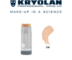 Kryolan TV Paint Stick/ 1W. FAST DELIVERY!
