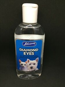 Johnsons Diamond Eyes Tear Stain Remover for Dogs, Cats and Small Animals