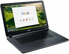 Acer Chromebook CB3-532-C47C 15.6 Inch HD Intel N3060 1.6GHz 16GB Chrome -  Gra…