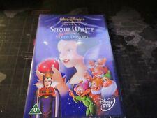 WALT DISNEY - Snow White And The Seven Dwarfs [1937] [DVD] [1938]