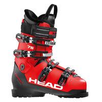 Head Men's ski  Boots Advant edge 75 Red/black Downhill alpine ski Boots 19 New