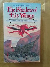 BRUCE FERGUSSON - THE SHADOW OF HIS WINGS - uk
