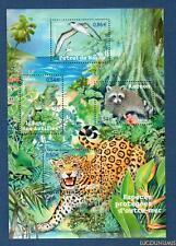 France Bloc N°107 Série Nature Faune en voie de Disparition 2007 Neuf Luxe