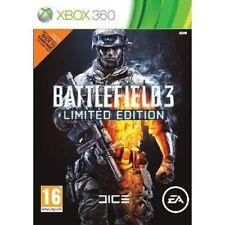 Battlefield 3 Limited Edition (Microsoft Xbox 360, 2011) 2 disc edition